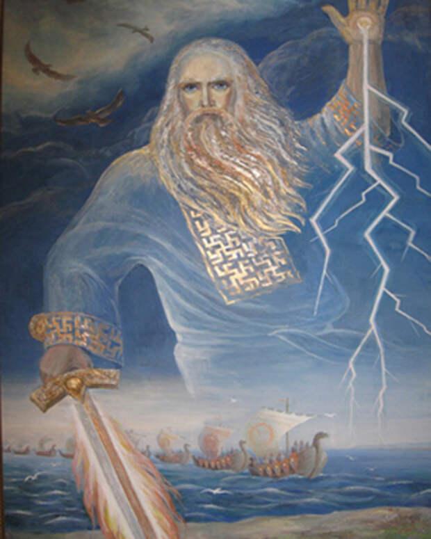 Культ Перуна у южных славян