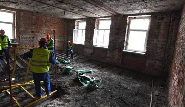 Здание с 80-летней историей капитально отремонтируют