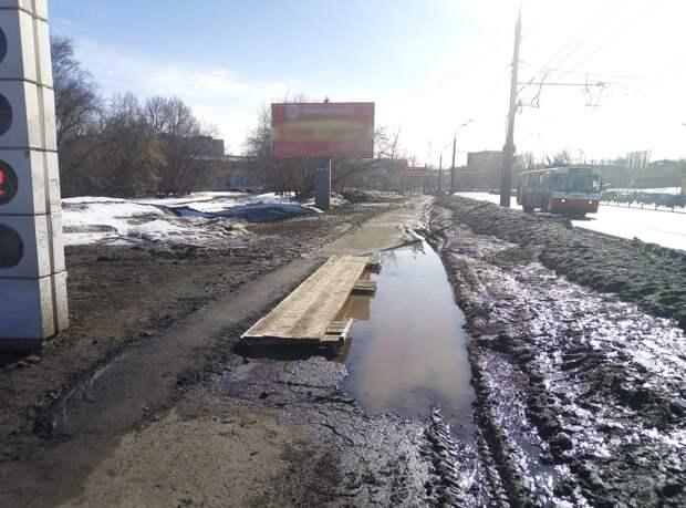 25 тротуаров отремонтируют в Ижевске