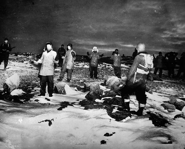 """Война на """"кухне погоды"""": как Германия тайно вела метеорологические наблюдения в Арктике"""