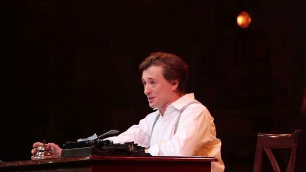 """Безруков рассказал о мистическом случае во время съемок сериала """"Обитель"""""""