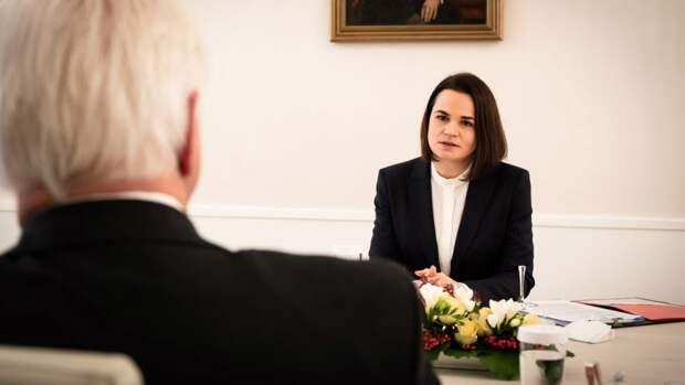 Протасевич рассказал о роли Тихановской в организации госпереворота в Белоруссии