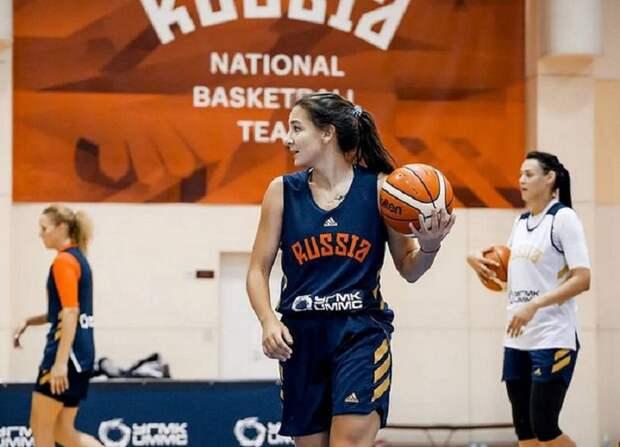 Российские баскетболистки выиграли первый матч олимпийского турнира