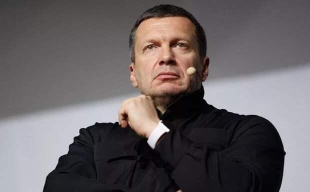 Соловьев ответил истерящим комикам из-за решения МВД РФ по Идраку Мирзализаде