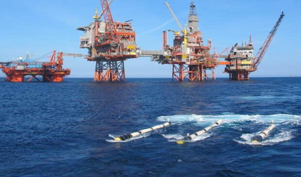 Запасы газа вАзербайджане оцениваются в2,6трлн кубометров— Алиев