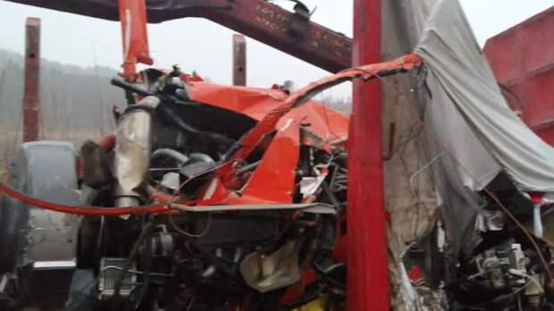 Разбившийся вертолет в Архангельской области принадлежал ООО «Малышева»
