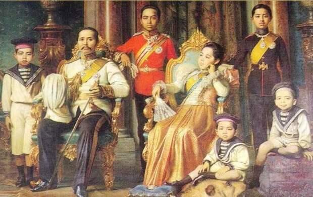 Принцесса Таиланда Катя Десницкая: Русская девушка, ради которой принц Чакрабон отказался от многоженства