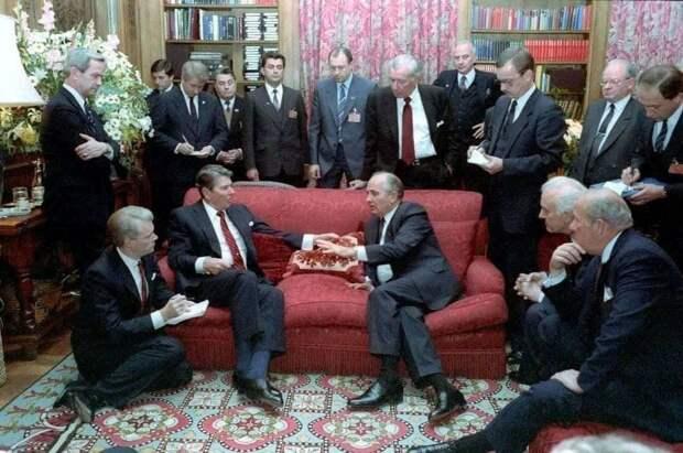 Саммит, который очень понравился США