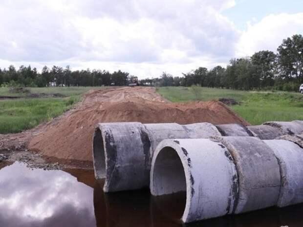 Доступ к основной промышленной базе Забайкалья затруднён из-за бездорожья