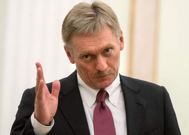 Песков заявил об отмене брифингов для СМИ из-за пресс-конференции Путина