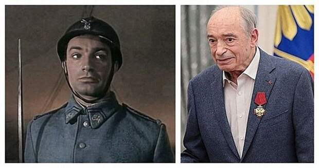 Ах, время… Советские и российские актёры в своих первых ролях и сейчас