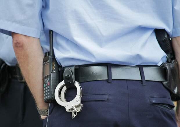 Полицейские в Восточном Дегунине задержали подозреваемую в краже