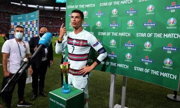 Роналду: «Было очень важно хорошо начать турнир»