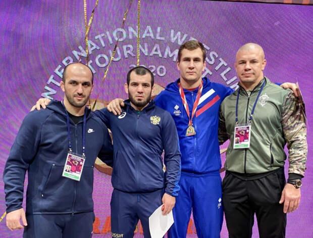 Победный привет из Москвы: кубанские спортсмены вновь на пьедестале почета