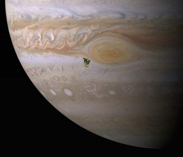 11 фотографий, заставляющих понять, как поразительно мала нашаЗемля