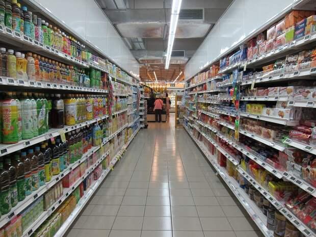 Российские власти пообещали снизить цены на ряд продуктов питания