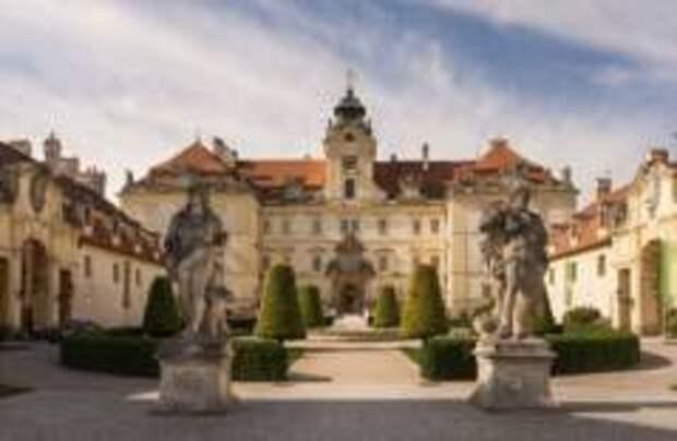 Лихтенштейн претендует на часть территории Чехии