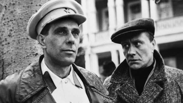 В кинотеатре на улице Маршала Рыбалко бесплатно покажут фильм «Мой друг Иван Лапшин»