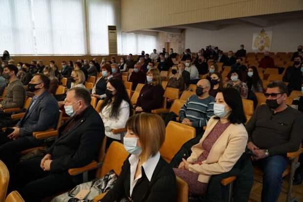 Новым министром чрезвычайных ситуаций в Крыму стал Сергей Садаклиев