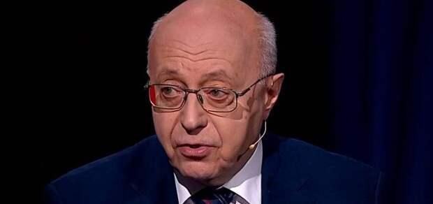 «Это — психиатрия!»: Кургинян порекомендовал Зеленскому пролечиться в Кащенко