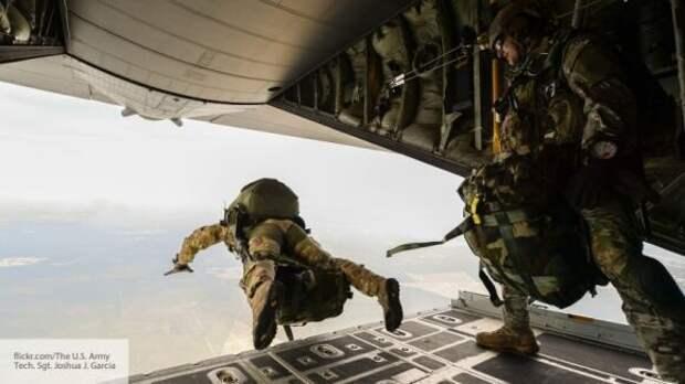 Американские СМИ: спецназ США возвращается к операциям против России