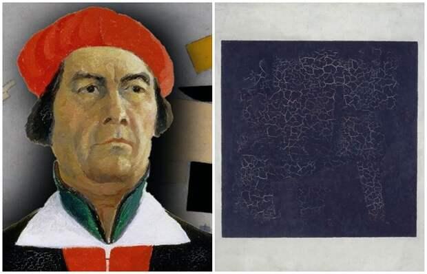 Как Казимир Малевич создал «Чёрный квадрат» и причём здесь супрематизм