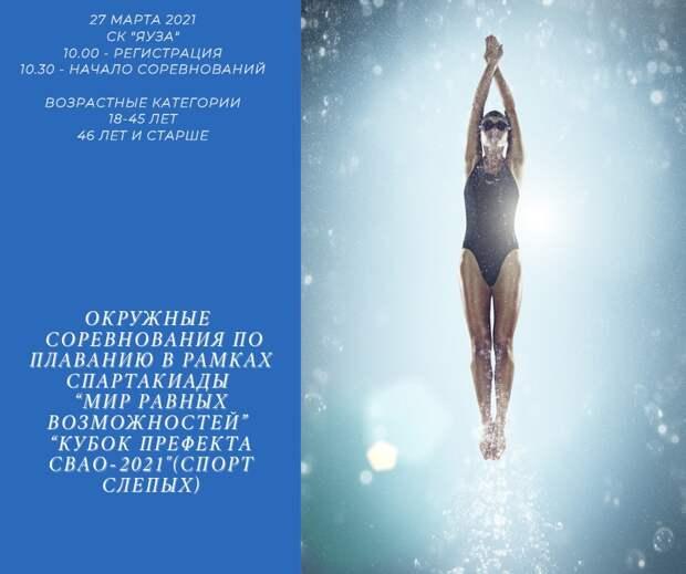Лучшие пловцы округа соберутся в спорткомплексе по Олонецкому проезду