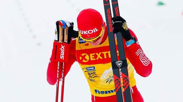 Большунов прибыл в Оберстдорф и приступил к подготовке к чемпионату мира по индивидуальной программе