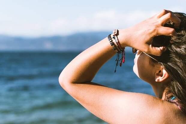 Повреждение ДНК от лучей солнца может привести к раку кожи