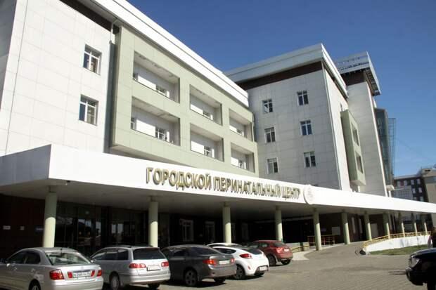 В Иркутском городском перинатальном центре родился 60-тысячный малыш