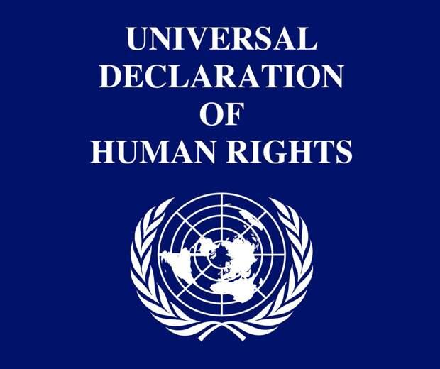 Гибридная война: Декларация прав и свобод человека