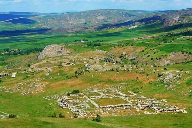 Хаттуса: кто и зачем проклял древний город Хеттского царства