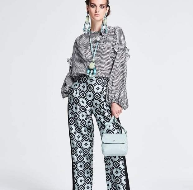 """""""Нескучные"""" брюки для весеннего образа: какие брюки делают образ интереснее"""