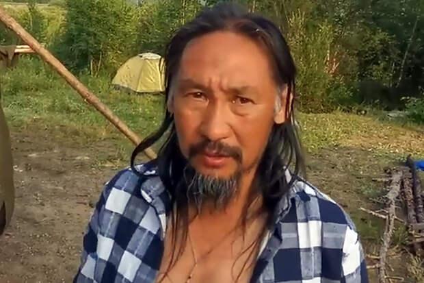 Якутский шаман вновь отправился в Москву для «изгнания Путина»