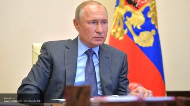 Опрос немецкого издания показал положительное отношение к Путину в ФРГ