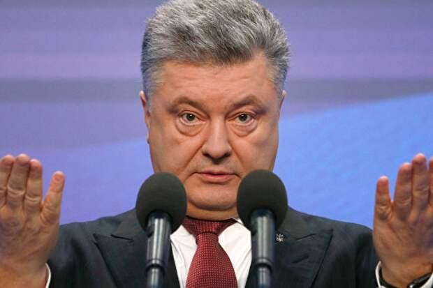 Порошенко: Украине не нужен «хихикающий» президент