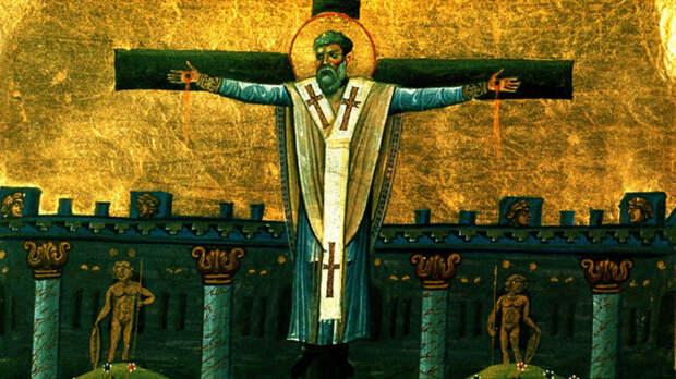 """""""Сродник Господень"""". Апостол и священномученик Симеон. Церковный календарь на 10 мая"""