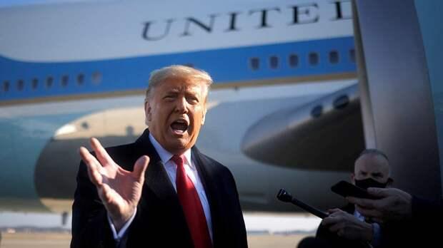 Трамп поиздевался над Байденом из-за топливного коллапса в США