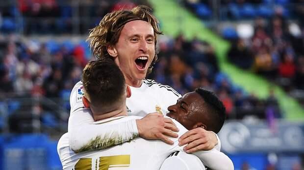 «Реал» нанес «Атлетико» первое поражение в сезоне Ла Лиги