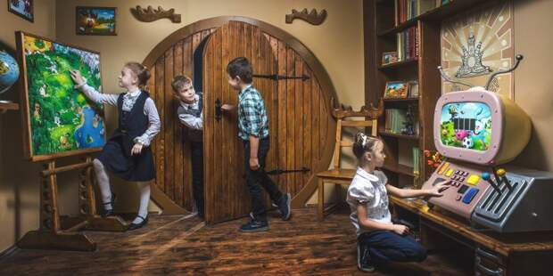 Познавательный квест по книге Кейт ДиКамилло устроят в библиотеке на Дмитровке