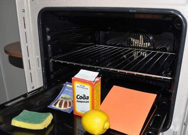 Как отчистить духовку домашними средствами без вредной химии – простые советы