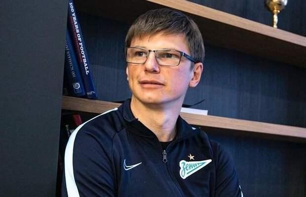 Аршавин неотказалсябы стать президентом «Зенита»