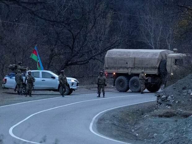 Госдеп назвал действия Азербайджана на границе с Арменией провокацией
