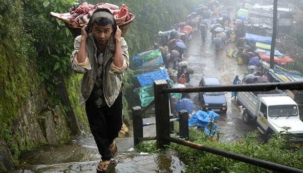 10 самых экстремальных мест планеты, где вынуждены выживать люди