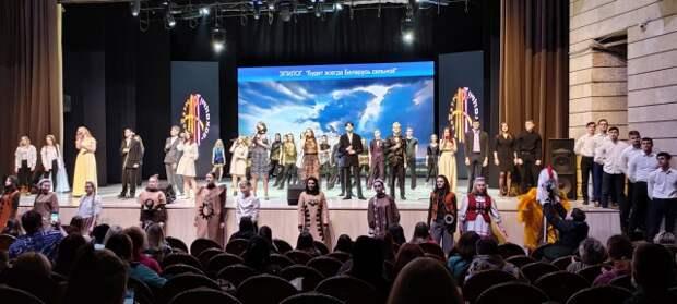 Гала-концерт областного тура Республиканского фестиваля художественного творчества учащейся и студенческой молодежи ´АРТ- Вак...