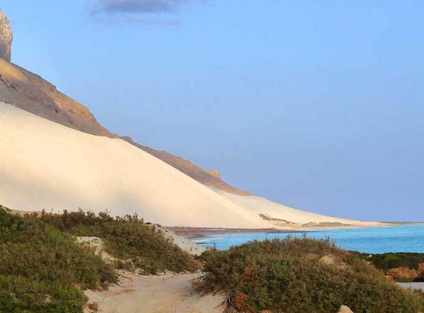Остров Сокотра