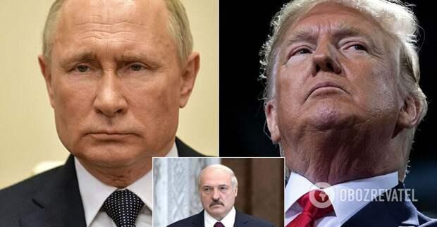Путин, Трамп и Лукашенко стали лауреатами Шнобелевской премии-2020 | Мир | OBOZREVATEL