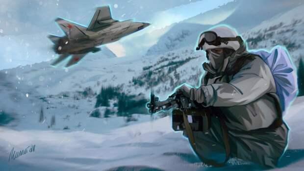 Эксперт рассказал о возрождении военного присутствия России в Арктике