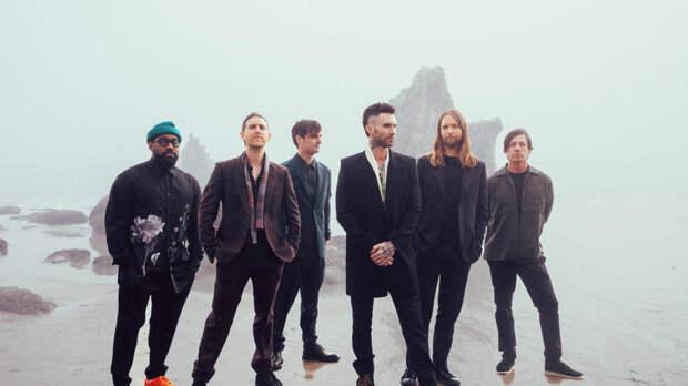 Maroon 5 выпустили седьмой студийный альбом