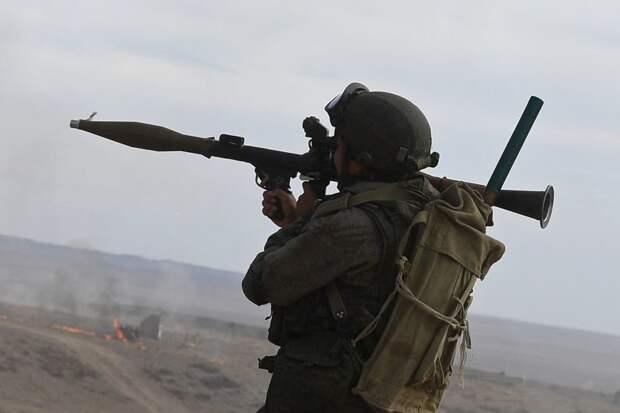 Новые российские гранатометы изменят тактику